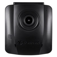 Transcend DrivePro 110 1080P Full HD Dashcam With Built-in Wi-Fi Includes Suction Mount