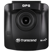 Transcend Drivepro 230 1080p Full Hd Dashcam With Built-in Wi-fi And Gps Includes Suction Mount Ts16gdp230m - Tgt01