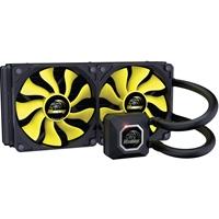 Akasa Venom A20 AiO Universal Socket 240mm PWM 1900rpm Liquid CPU Cooler