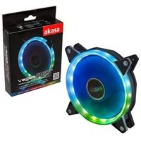 Akasa Vegas AR7 120mm 1500RPM Addressable RGB LED Fan