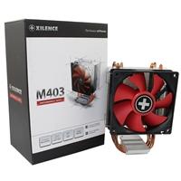 Xilence XC027 Universal Socket 92mm PWM 2200RPM Red Fan CPU Cooler