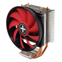 Xilence M403.pro Universal Socket 120mm Pwm 1800rpm Red Fan Cpu Cooler Xc029 - Tgt01