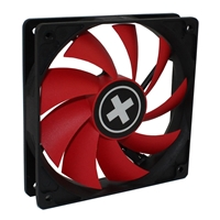 Xilence Performance C 120mm 1500rpm Pwm Red Oem Fan Xf042 Oem - Tgt01