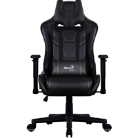 Aerocool Ac220 Air Black Gaming Chair With Air Technology Headrest & Backrest Cushions Included Acgc-2011111.11 - Tgt01
