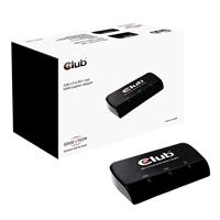 Club3d Usb 3.0 To Dvi & Hdmi Graphics Adaptor Csv-2320hd - Tgt01