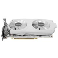Kfa2 Geforce Gtx 1050 Ti Exoc White 4gb Ddr5 Dual Custom Fan Cooling System Graphics Card 50iqh8dvp1wk - Tgt01