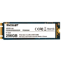 Patriot Scorch 256GB M.2 NVME 2280 Solid State Drive