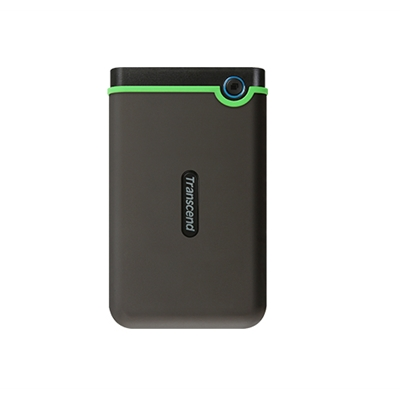 "Transcend 1TB Slim StoreJet2.5""M3S, Portable HDD"