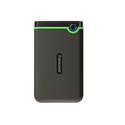 "Transcend 2TB Slim StoreJet2.5""M3S, Portable HDD"