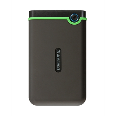 "Transcend 500GB, StoreJet2.5""M3S, Portable HDD,IronGreySlim"