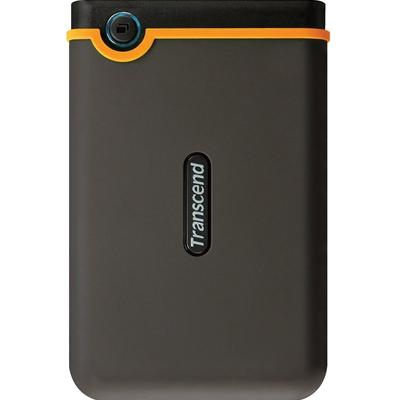 Transcend 750GB Shockproof Portable Hard Drives
