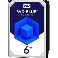 """Wd Blue 6tb Wd60ezaz 3.5"""" 7200rpm 256mb Cache Sata Iii Internal Hard Drive Wd60ezaz - Tgt01"""