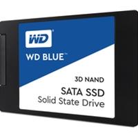 WD WDS250G2B0A 250GB Blue 3D NAND SATA SSD