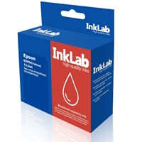 InkLab 554 Epson Compatible Yellow Replacement Ink