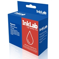 InkLab 611 Epson Compatible Black Replacement Ink