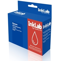 Inklab 2433 Epson Compatible Magenta Replacement Ink E2433 - Tgt01