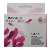 T803 Epson Compatible Magenta Replacement Ink