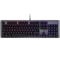 Cooler Master Ck550 Rgb Led Gateron Blue Switches Usb Mechanical Gaming Keyboard Ck-550-gkgl1-uk - Tgt01