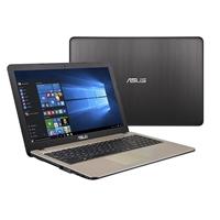 Asus Vivobook X540na Intel Celeron N3350u Processor 4gb Ram 1tb Hard Drive Windows 10 Home 15.6 Inch Laptop Chocolate Black X540na-gq074t - Tgt01