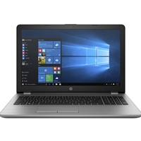 Hp 250 G6 Core I5-7200u 4gb Ram 500gb Hdd Dvd-rw 15.6 Inch Windows 10 Pro Laptop 1wy52ea#abu - Tgt01