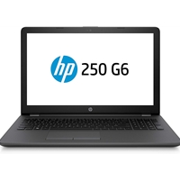 Hp 250 G6 Core I7-7500u 8gb Ram 256gb Ssd 15.6 Inch Full Hd Windows 10 Home Laptop Grey 2sy44es - Tgt01