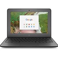 Hp Chromebook 11 G6 Ee 4ls78ea#abu Celeron N3350 4gb Ram 16gb Emmc 11.6 Inch Chrome Os Laptop Lahew-4ls78ea - Tgt01