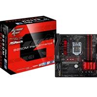 ASRock Fatal1ty B250M Performance Intel Socket 1151 Kaby Lake Micro ATX DDR4 D-Sub/DVI-D/HDMI Ultra M.2 USB 3,0/Type-C Motherboard