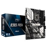 Asrock B365 Pro4 Intel Socket 1151 Atx Vga/dvi-d/hdmi Dual M.2 Usb C 3.1 Motherboard B365 Pro4 - Tgt01