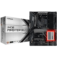 ASRock X470 Master SLI AMD Socket AM4 ATX DDR4 HDMI USB 3.1 Motherboard
