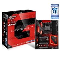 ASRock Fatal1ty Z270 Professional Gaming i7 Intel Socket 1151 Kaby Lake ATX DDR4 HDMI/DisplayPort Ultra M.2 USB 3.0/3.1 Motherboard