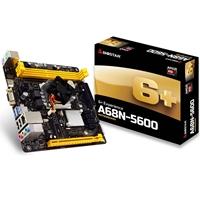 Biostar A68n-5600 Embedded Amd Apu Quad Core A10-4655 Radeon Hd7620g Graphics Mini-itx Ddr3 Vga/hdmi Usb 3.0 Motherboard A68n5600 - Tgt01