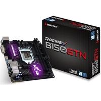 Biostar Racing B150GTN Ver. 5.x Intel Socket 1151 Mini-ITX DDR4 DVI-D/HDMI M.2 U.2 USB 3.0 Motherboard