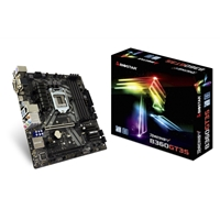 Biostar B360GT3S Intel Socket 1151 Coffee Lake Micro ATX DDR4 VGA/DVI-D/HDMI M.2 USB 3.1 Type-C Motherboard