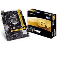 Biostar H110MHC (Ver. 7.x) Intel Socket 1151 Micro ATX DDR4 VGA/HDMI USB 3.0 Motherboard