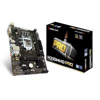 Biostar H310MHD PRO Intel Socket 1151 Coffee Lake Micro ATX DDR4 VGA/DVI-D/HDMI USB 3.1 Motherboard