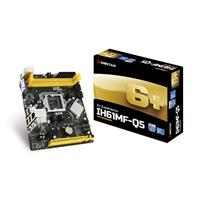 Biostar Ih61mf-q5 Intel Socket 1155 Micro Atx Vga Ddr3 Usb 2.0 Motherboard Ih61mf-q5 - Tgt01
