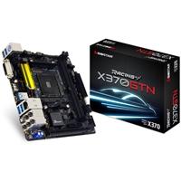 Biostar X370GTN Ver. 5.x AMD Socket AM4 Ryzen Mini-ITX DDR4 DVI-D/HDMI M.2 USB 3.1 Motherboard