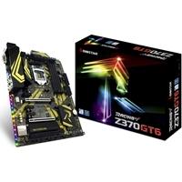 Biostar Z370GT6 Intel Socket 1151 Coffee Lake ATX DDR4 DVI-D/HDMI M.2 USB 3.1/Type-C Motherboard