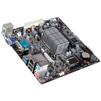 Ecs Elitegroup Bswi-d2-j3060 Intel Embedded Braswell J3060 Ddr3 Mini Itx Vga./hdmi Usb 3.0 Motherboard Bswi-d2-j3060 - Tgt01