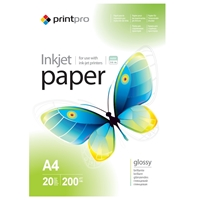 Colorway Glossy A4 200gsm Photo Paper 20 Sheets Pge200020a4 - Tgt01