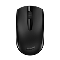 Genius Eco-8100 Black Smart Wireless Rechargeable Mouse 31030004400 - Tgt01