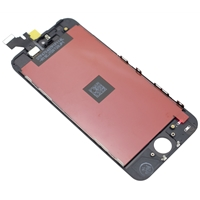 iPhone 5 Compatible Assembly Kit Black Copy