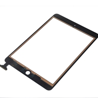 Economy iPad Mini Compatible Touch Screen Assembly Black Copy