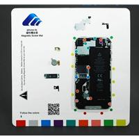Colourful Magnetic Screw Mat