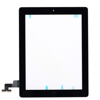 Apple Ipad 2 Digitizer Assembly Black Mstar-nwipad2 - Tgt01