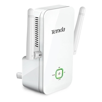 Tenda A301 N300 Range Extender with external antennas