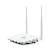 Tenda F300 Wireless 4 Port 300mbps Router F300 - Tgt01