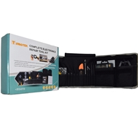 Sprotek Electronics Repair Toolkit - 30 Piece Screwdriver Set, In Rollable Bag Ste-3710 - Tgt01