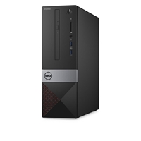 Dell Vostro 3268 Intel i5 7400 Quad Core 3.5GHz 256GB SSD 8GB RAM Windows 10 Professional Small Form Factor Desktop PC