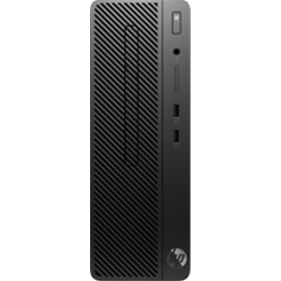 HP 290 G1 SFF i3 8100,4GB, 128GB HDD, DVDRW, Windows 10 Pro